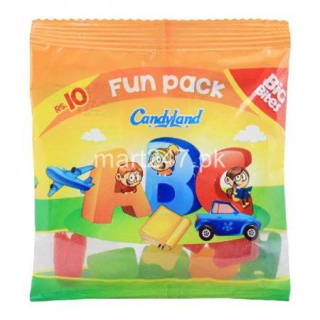 Candy Land Abc Jelly 1 Pcs
