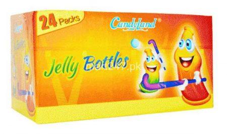 Candy Land Jelly Bottles 24 Pcs