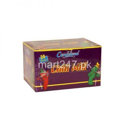 Candy Land Chili Mili Jelly 24 Pcs