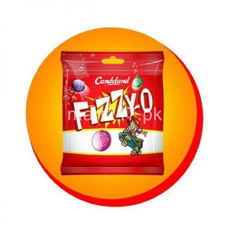 Candy Land Fizzy Jelly O 1 Pcs