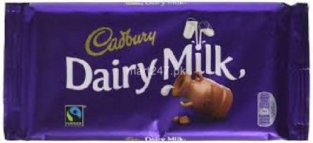 Cadbury Dairy Milk 90 G