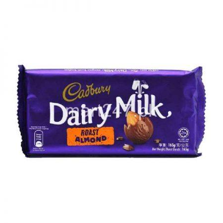Dairy Milk Roast Almond