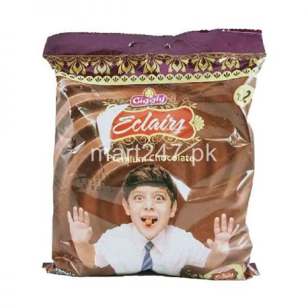 Giggly Eclairs 50 Pcs Pack