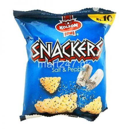 Kolson Snackers Salt & Pepper 10G