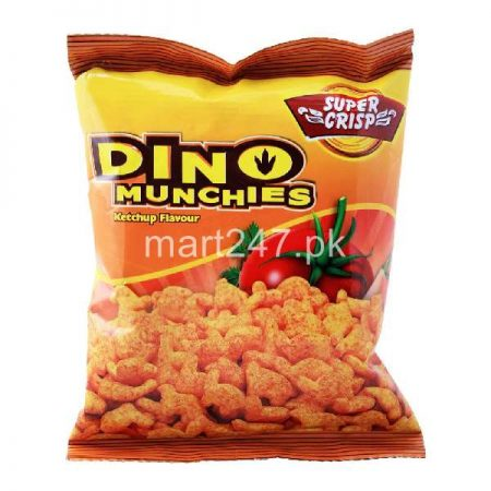 Dino Munchies Ketchup Flavor