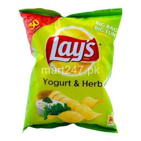 Lays Yogurt & Herb 40 G