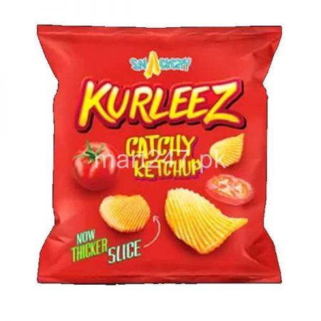 Kurleez Catchy Ketchup Jumbo Pack