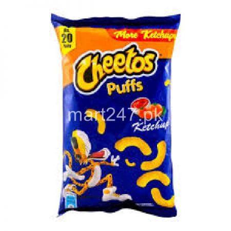 Cheetos Puffs Ketchup 28 G