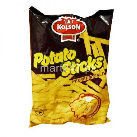 Kolson Potato Stick 23 G Pepper & Salt