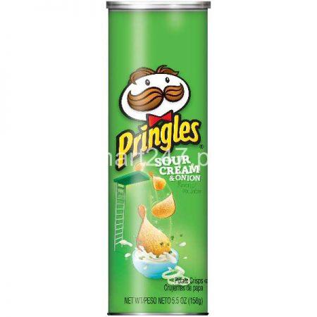 Pringles Sour Cream & Onion 107 G