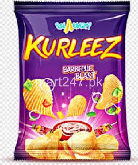 Kurleez BBQ Blast Small Pack