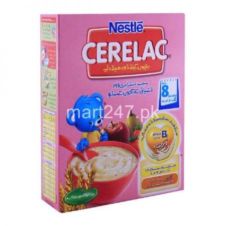 Nestle Cerelac Apple, Strawberry & Pears 175 G