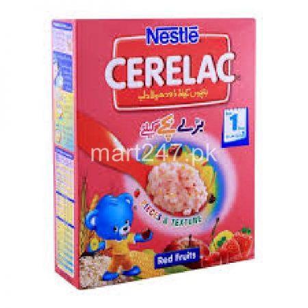 Nestle Cerelac Red Fruits 175 G