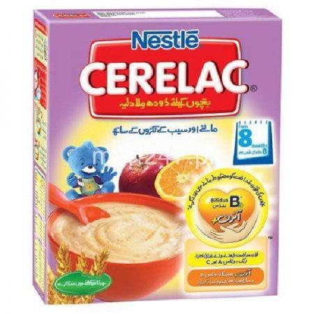 Nestle Cerelac Orange & Apple 175 G