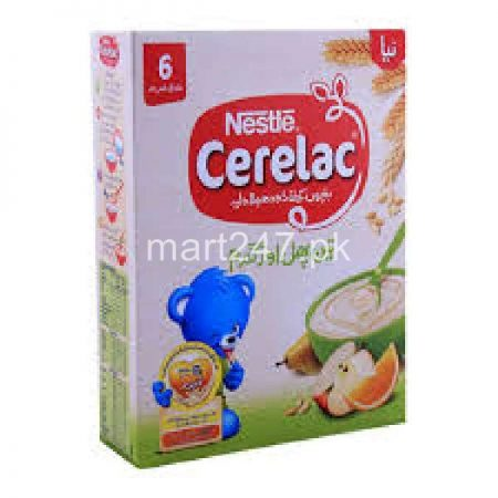 Nestle Cerelac 3 Fruit & Wheat 350 G