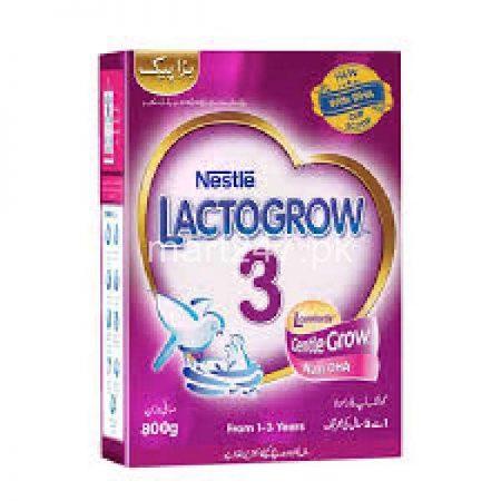 Lactogrow 3 800 G