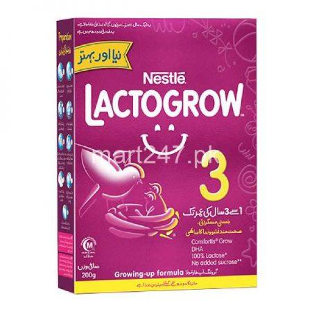 Lactogrow 3 200 G