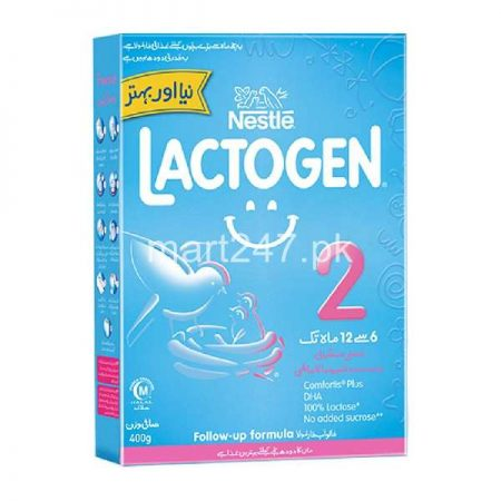 Nestle Lactogen 2 400 G