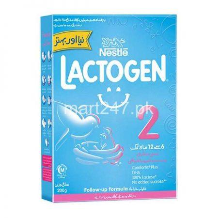 Nestle Lactogen 2 200 G