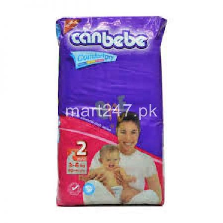 Canbebe Baby Diaperss Mini Size 2 (9 Pcs)