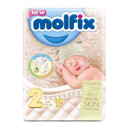Molfix Diaperss Size 2 11 Pcs
