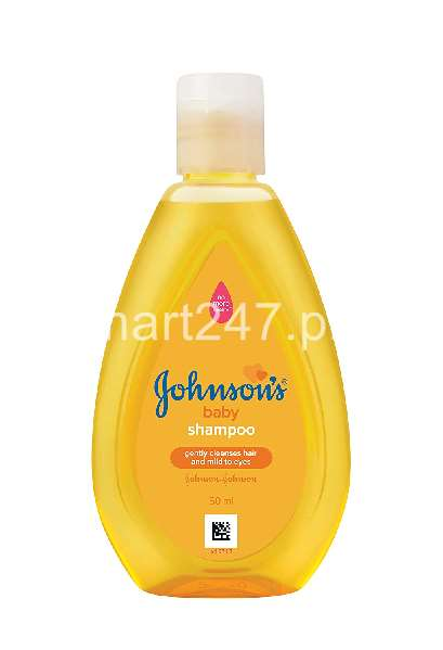 Johnson Baby Shampoo 50 Ml