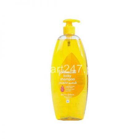 Johnson Baby Shampoo 750 Ml