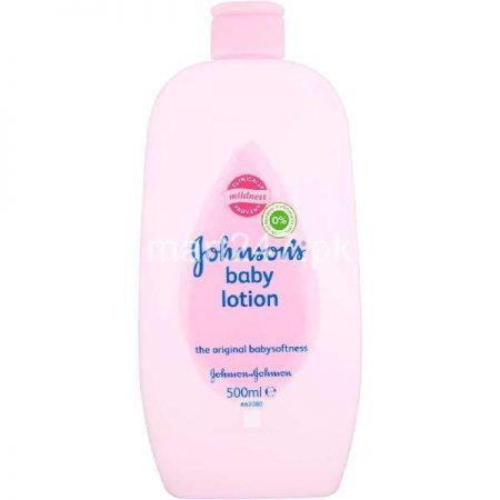 johanson's Baby Lotion 500 Ml