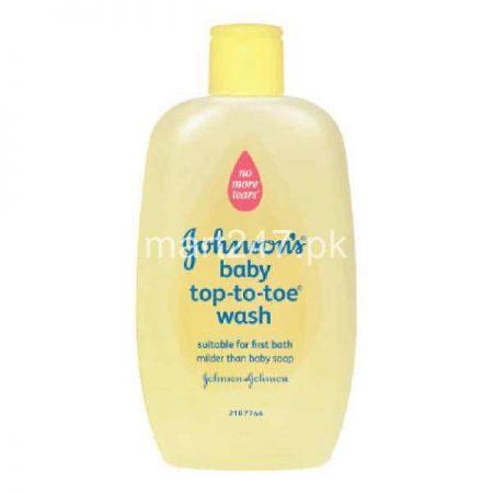 Johnson's Top to Toe baby wash 300 ml