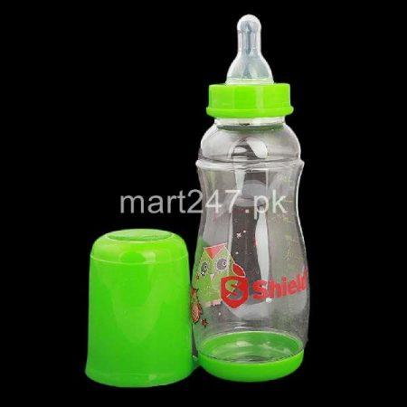 Shield Bell Shape Feeding Bottle 130 ML