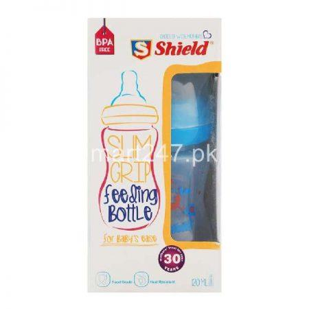 Shield Slim Grip Feeding Bootle 6 Mplus 8 Oz - 230 Ml