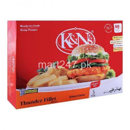 K&N'S Thunder Fillet Breast 550 G