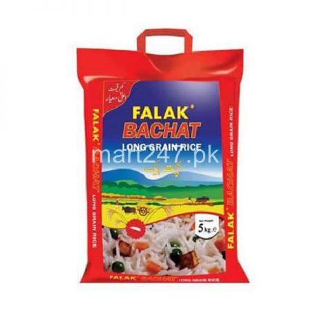 Falak Bachat Long Grain Rice 5 KG