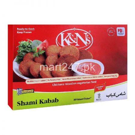 K&N'S Shami Kabab 18 Pieces 648 G