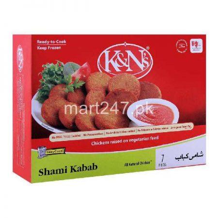 K&N'S Shami Kabab 7 Pieces 252 G