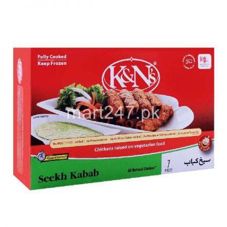 K&N'S Seekh Kabab 7 Pieces 205 G