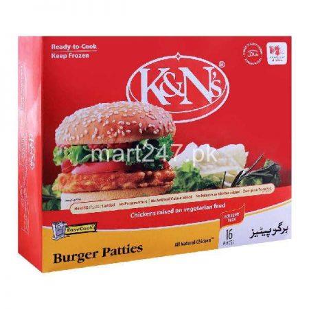 K&N'S Burger Patties 16 Pieces 990 G