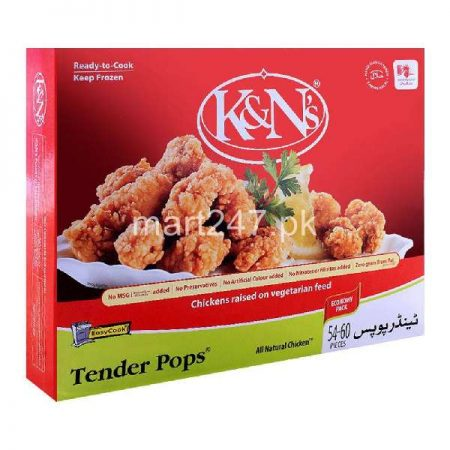 K&N'S Tender Pops 780 G