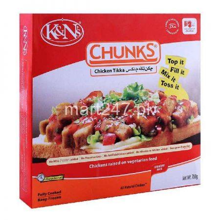K&N'S Chicken Tikka Chunks 700 G