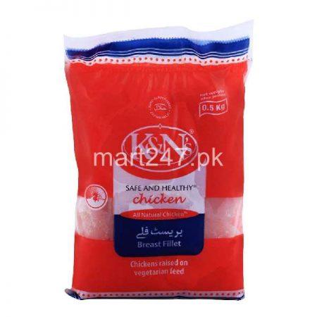 K&N'S Chicken Breast Fillet 0.5 KG
