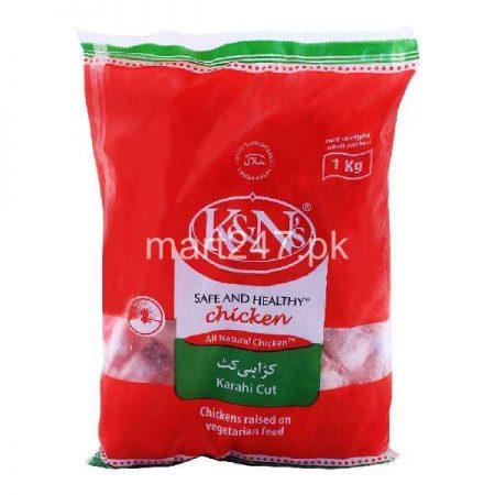 K&N'S Chicken Karahi Cut 1 KG