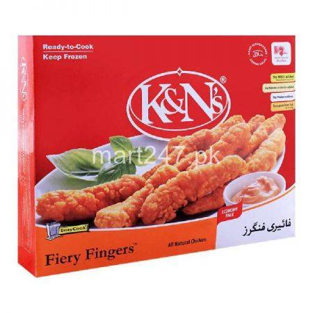 K&N'S Fiery Fingers Nuggets 780 G