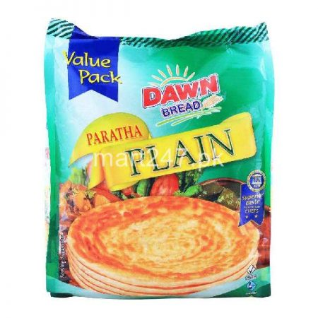 Dawn Plain Paratha 1600 G 20 Pcs