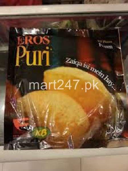 Eros Frozen Puri 10 Pcs
