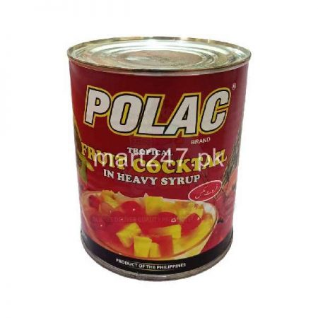 Polac Tropical Fruit Cocktail 836 Grams