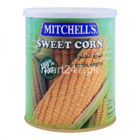 Mitchell's Sweet Corn 850 G