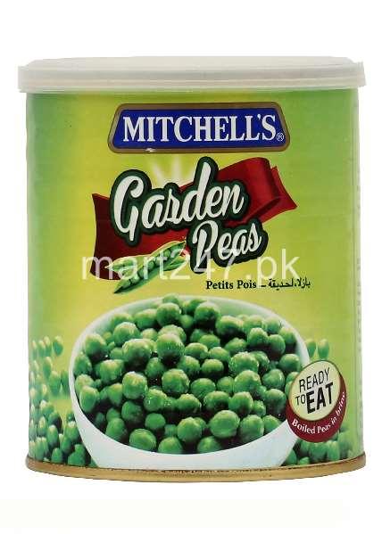 Mitchell's Garden Peas 450 G