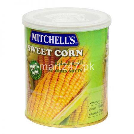 Mitchells Golden Sweet Corn 250 G