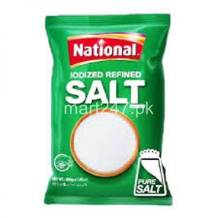 National Iodized Salt 800 G