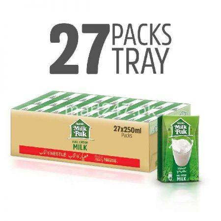 Nestle Milk Pak 250 ML 27 Pcs Carton
